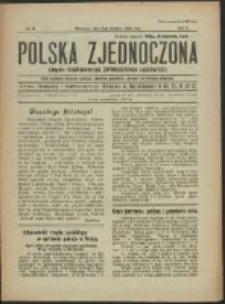 Polska Zjednoczona. R. 3, No 14 (1920)