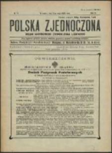 Polska Zjednoczona. R. 3, No 18 (1920)