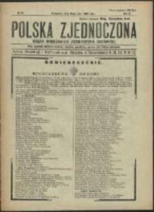Polska Zjednoczona. R. 3, No 20 (1920)