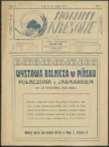 Nowiny Kresowe R. 2, no. 1 (1925)