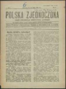 Polska Zjednoczona. R. 3, No 5 (1920)
