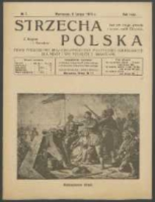 Strzecha Polska R. 1, no. 7 (1918/1919)