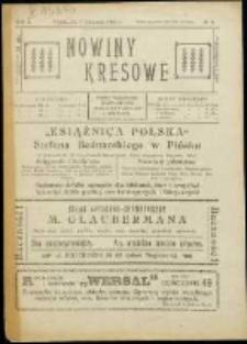 Nowiny Kresowe R. 2, no. 9 (1925)