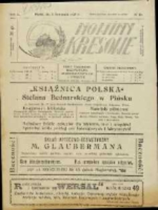 Nowiny Kresowe R. 2, no. 10 (1925)