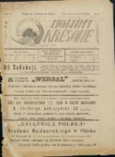 Nowiny Kresowe R. 3, no. 1 (1926)