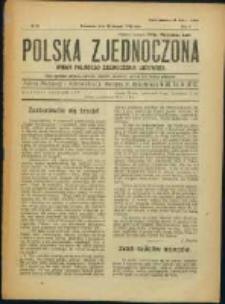 Polska Zjednoczona. R. 2, No 32 (1919)