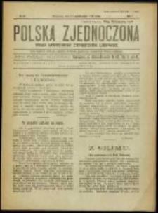 Polska Zjednoczona. R. 2, No 41 (1919)