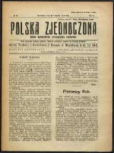 Polska Zjednoczona. R. 2, No 48 (1919)