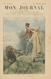 Mon Journal. An.11, No 10 (1892)