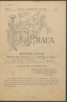 Praca. R. 1, No 6 (1924)