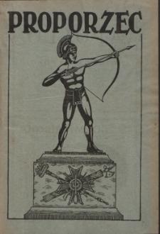 Proporzec. R.1, Nr 1 (1926)