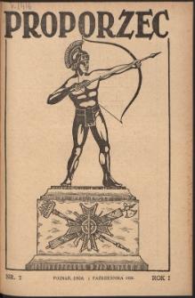 Proporzec. R.1, Nr 7 (1926)