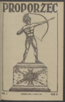 Proporzec. R.2, Nr 3 (1927)