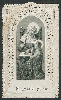 Hl. Mutter Anna [Dokument ikonograficzny]