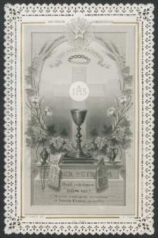 Souvenir d'Ordination [Dokument ikonograficzny]
