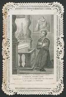 B. Benoist - Joseph Labre [Dokument ikonograficzny]