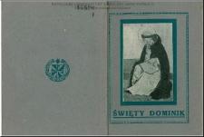 Święty Dominik / napisał Mortier.
