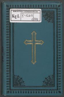Directorium Horarum Canonicarum et Sacrarum Missarum ad usum Dioecesis Tiraspolensis pro Anno Domini. 1899