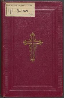 Directorium Horarum Canonicarum et Sacrarum Missarum ad usum Dioecesis Tiraspolensis pro Anno Domini 1914