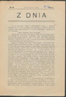 Z Dnia. R. 1, No 16 (1917)