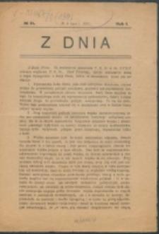 Z Dnia. R. 1, No 21 (1917)