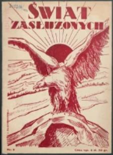 Świat Zasłużonych. Nr 2 (1934)