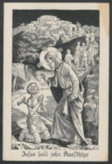 [Cuda Jezusa] : [zespół obrazków religijnych] [Dokument ikonograficzny]