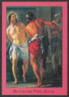 [Biczowanie Jezusa] : [zespół obrazków religijnych] [Dokument ikonograficzny]