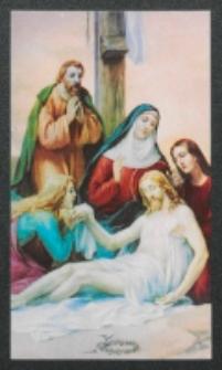 [Zdjęcie z Krzyża] : [obrazek religijny] [Dokument ikonograficzny]