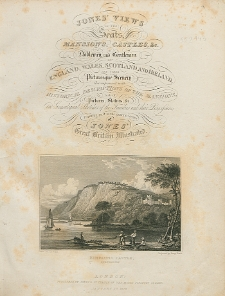 Jones' views of the seats, mansions, castles, &c. of noblemen and gentlemen in England, Wales, Scotland and Ireland, and other picturesque scenery accompanied with historical description of the mansions, lists of pictures, statues, &c. and genealogical sketches of the families and their possesors : forming part of the general series of Jones' Great Britain illustrated / drawn by J. P. Neale