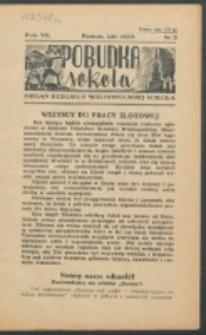 Pobudka Sokola : organ Dzielnicy Wielkopolskiej Związku Towarzystw Gimn. Sokół : miesięcznik Sokolic. R. 7, Nr 2 (1939)