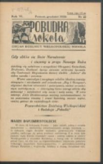 Pobudka Sokola : organ Dzielnicy Wielkopolskiej Związku Towarzystw Gimn. Sokół : miesięcznik Sokolic. R. 6, Nr 12 (1938)
