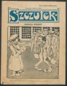 Szczutek. Nr 2 (1906)