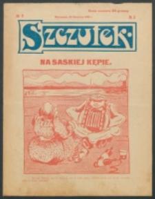Szczutek. Nr 5 (1906)