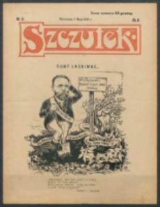 Szczutek. Nr 6 (1906)