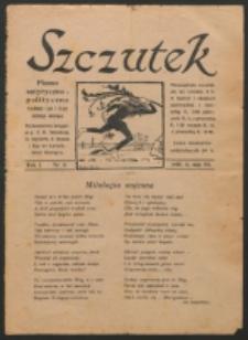 Szczutek. R. 1, nr 6 (1918)