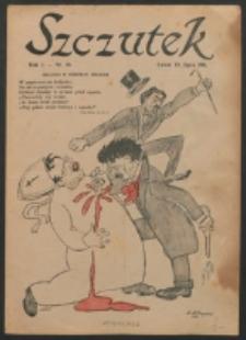Szczutek. R. 1, nr 10 (1918)
