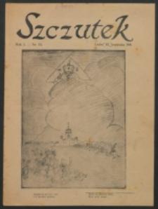 Szczutek. R. 1, nr 14 (1918)
