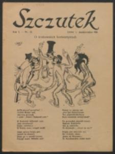 Szczutek. R. 1, nr 15 (1918)