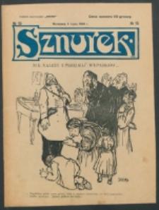 Sznurek. Nr 15 (1906)