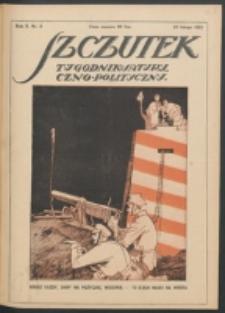 Szczutek. R. 2, nr 8 (1919)