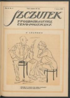 Szczutek. R. 2, nr 9 (1919)