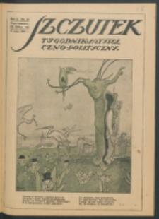 Szczutek. R. 2, nr 18 (1919)