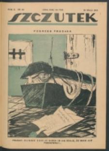 Szczutek. R. 2, nr 20 (1919)