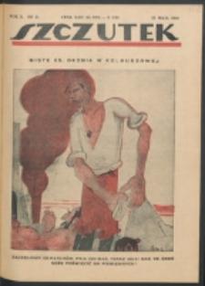 Szczutek. R. 2, nr 21 (1919)