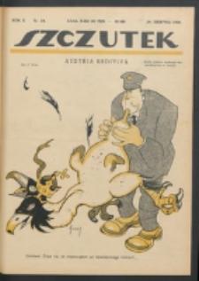 Szczutek. R. 2, nr 34 (1919)