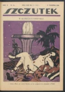 Szczutek. R. 2, nr 36 (1919)
