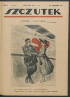 Szczutek. R. 2, nr 38 (1919)