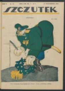 Szczutek. R. 2, nr 42 (1919)