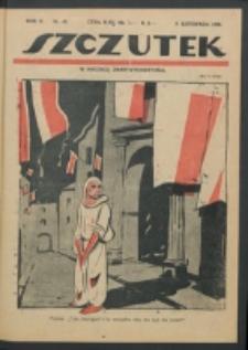 Szczutek. R. 2, nr 45 (1919)